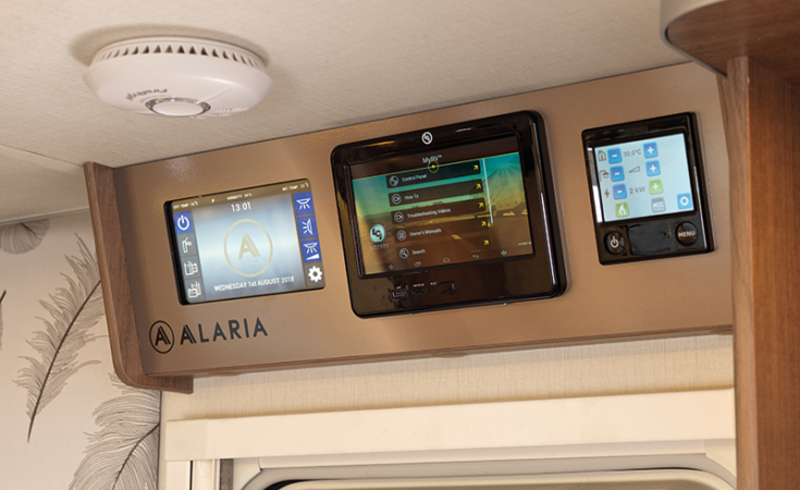 Alaria 'Assist' Control Panel