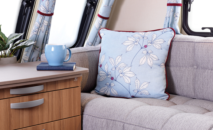 New 'Vienna' Soft Furnishings